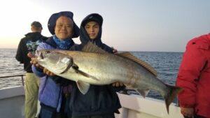 Tough Surface Fishing